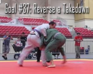 WJ Reverse a Takedown